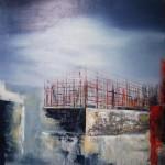 chantier abandonné