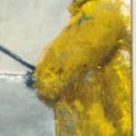 pêcheur au ciré
