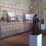 Expo à la Chapelle Saint Lazare de Noyers sur Cher
